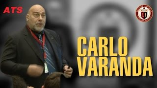 Summit Scienze Motorie: Carlo Varalda