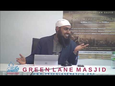 Powerful Youth (Youth Issues): Part 1 - Shaykh Sajid Ahmed Umar