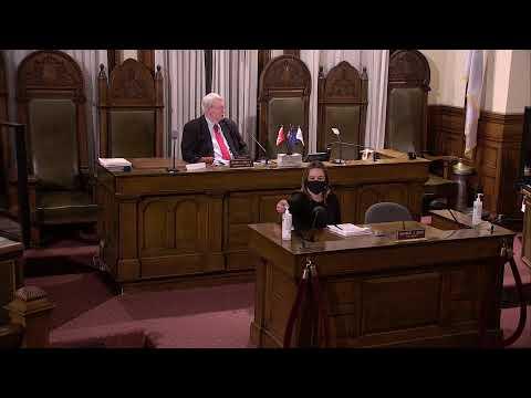 Brockton Finance Committee Meeting 4-5-21