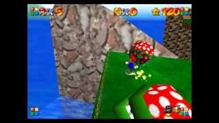 sm64 pluck the piranha flower 0x a presses outdated