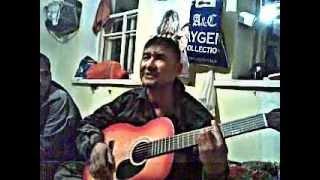 Ударный гитарист - Муратбай!