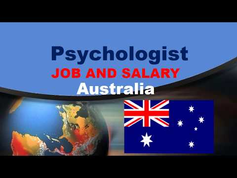 Psychologist Salary In Australia - Jobs And Wages In Australia