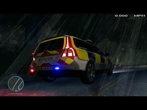 WIP Heddlu Gwent Police Volvo V70 [GTAIV/EFLC]