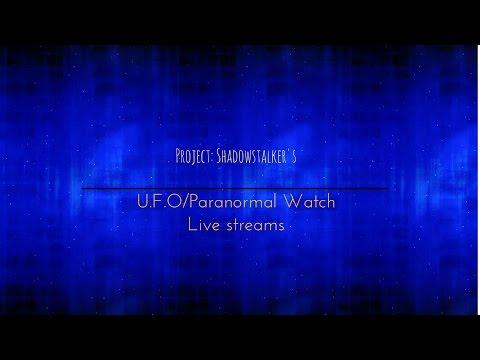 UFO watch (Noon/Clear Blue)