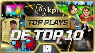 DE TOP 10 BESTE GAMING VIDEO'S VAN 2020 | #10 - #01 | KPN TOPPLAY AWARDS