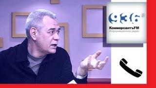 Сергей Доренко ушел с радиостанции РСН