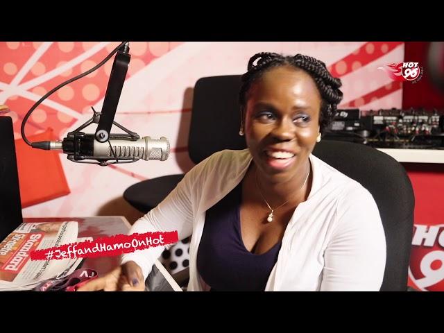 Jacqueline Mathaga: My Autistic Daughter inspires me