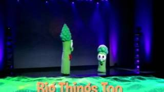 Veggietales Live! Sing yourself Silly! Part 1