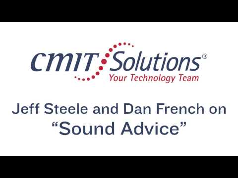 CMIT Solutions of Seattle on Sound Advice Business Radio
