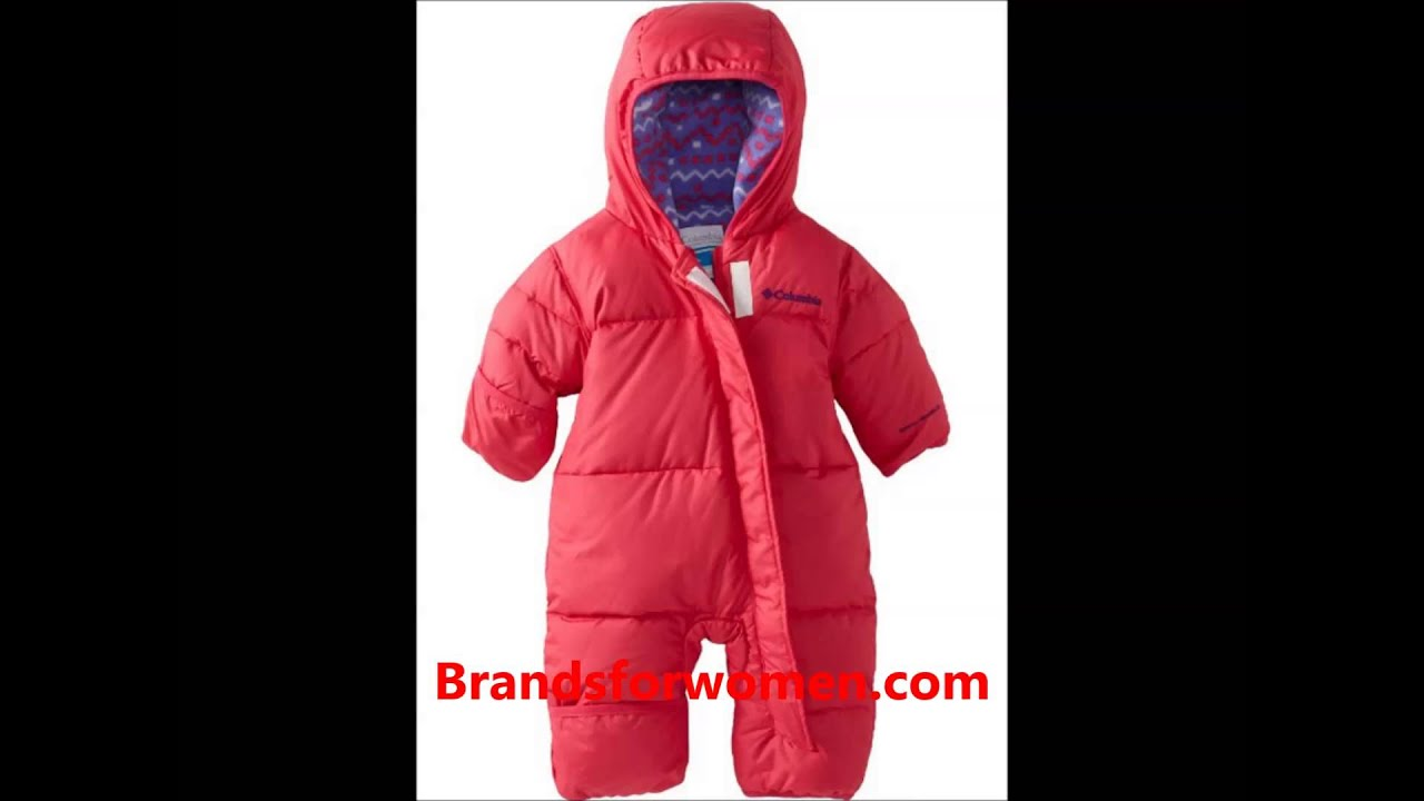 2b37dee937f Columbia Unisex-Baby Infant Snuggly Bunny Bunting  Brandsforwomen ...