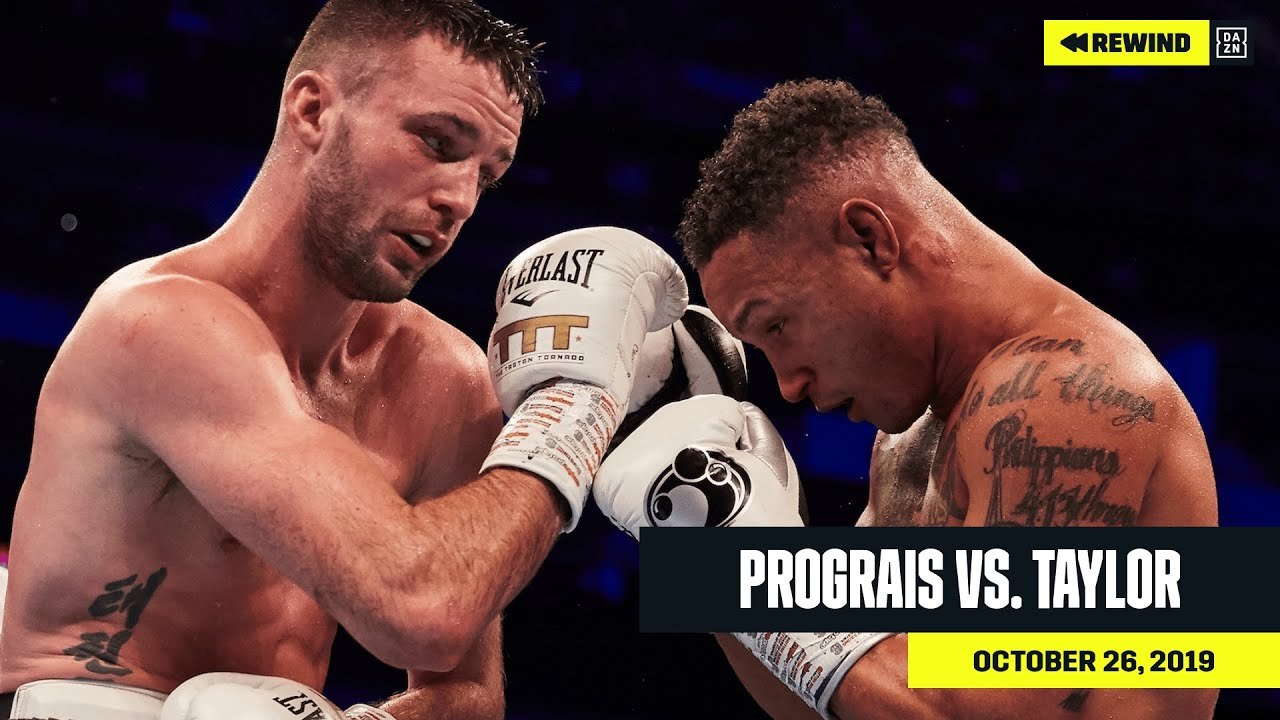 FULL FIGHT | Regis Prograis vs. Josh Taylor (DAZN REWIND)