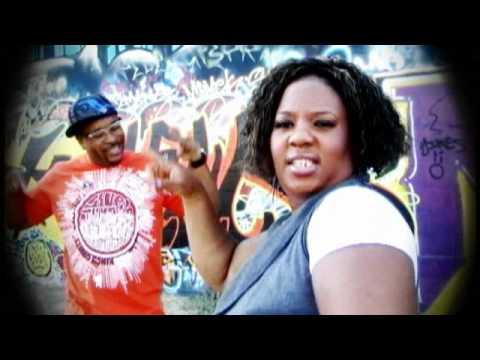 Christian Hip Hop - Gospel Rap Music Video - Franky-D - Krazy Feat. Mz Roshell 2010 Jesus Christ
