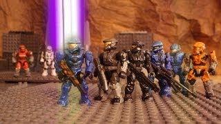 Halo Mega Bloks - La Partida Final (Parte 2)