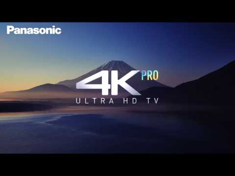 VIERA DX900 Series | 4K Pro Ultra HD Picture Quality