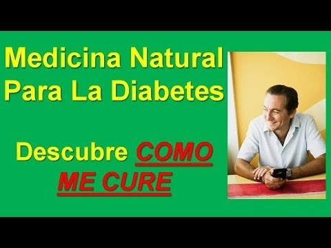 Medicina Natural Para La Diabetes - Remedios para diabetes