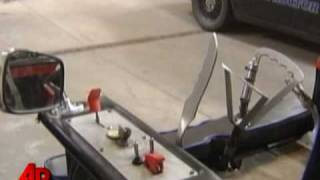 Motorized La-z-boy Used In Dui Now On Ebay