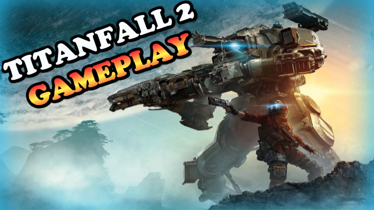 TITANFALL 2 ONLINE! WHY DID I STOP PLAYING THIS, IT'S