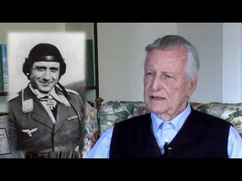 Stuka pilot interview 48 ; Shot down and captured in the desert
