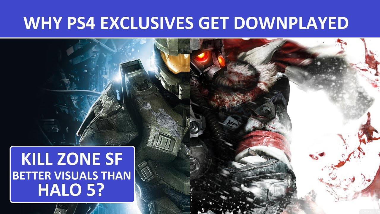 5 Games Like Halo on PS4 if You're Looking for Something ...