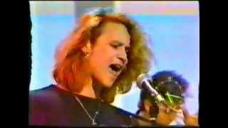 """Heroes Del Silencio """"El mar no cesa"""" (UNA TARDE DE VERANO - TVE1)  1988"""