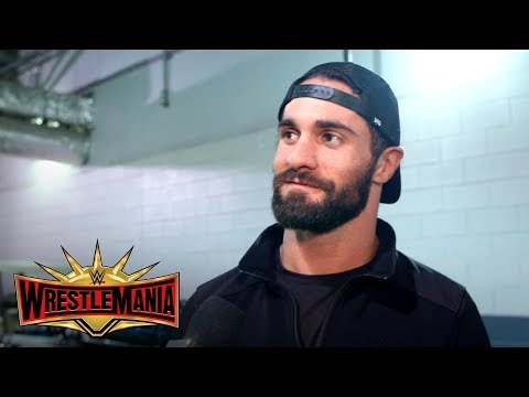Seth Rollins has waited his entire life for this day: WWE Exclusive, April 7, 2019