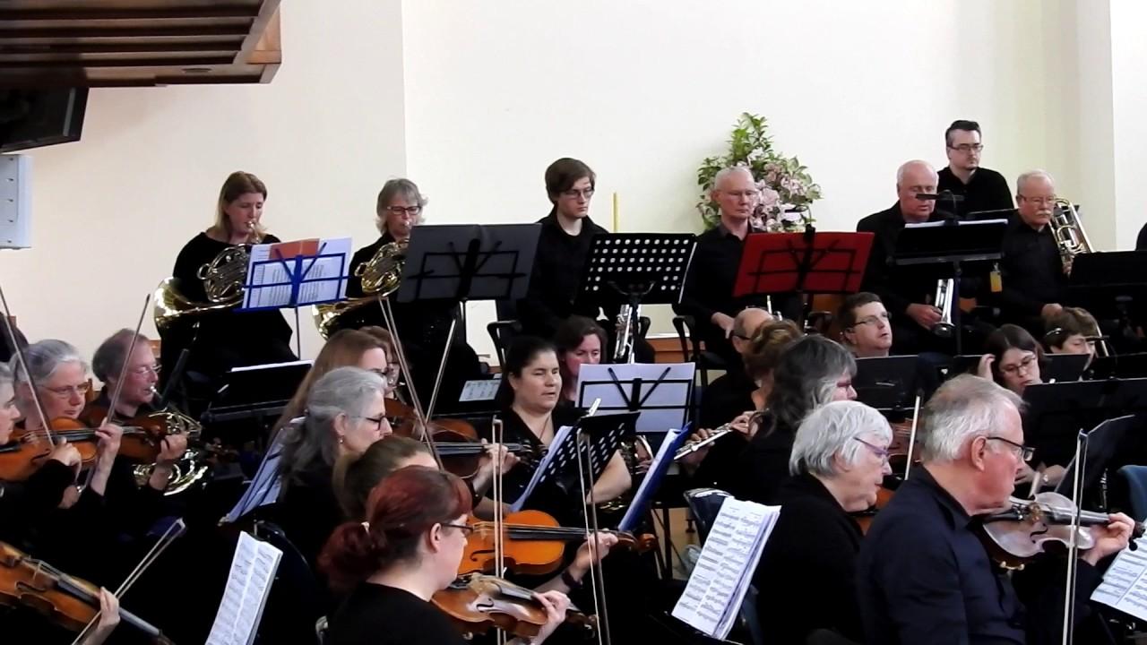 Hutt Valley Orchestra - Tchaikovsky's 5th Symphony ...