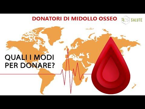 Campagna DONAZIONE MIDOLLO OSSEO - 4° Puntata (quali i modi per donare)