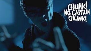 Repeat youtube video Chunk! No, Captain Chunk! - The Other Line (Official Music Video)