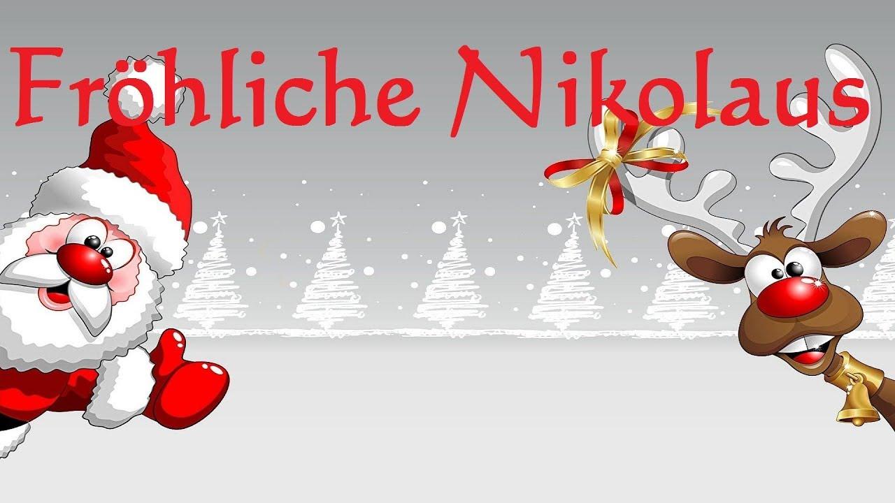 Nikolaus Whatsapp Bild