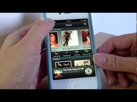 Groove 2 Music Player for iOS