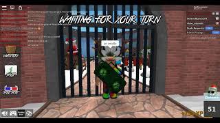 roblox how too walk glitch threw gate at spawn mm2