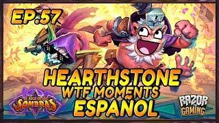 MEJORES MOMENTOS HEARTHSTONE ESPAÑOL 57