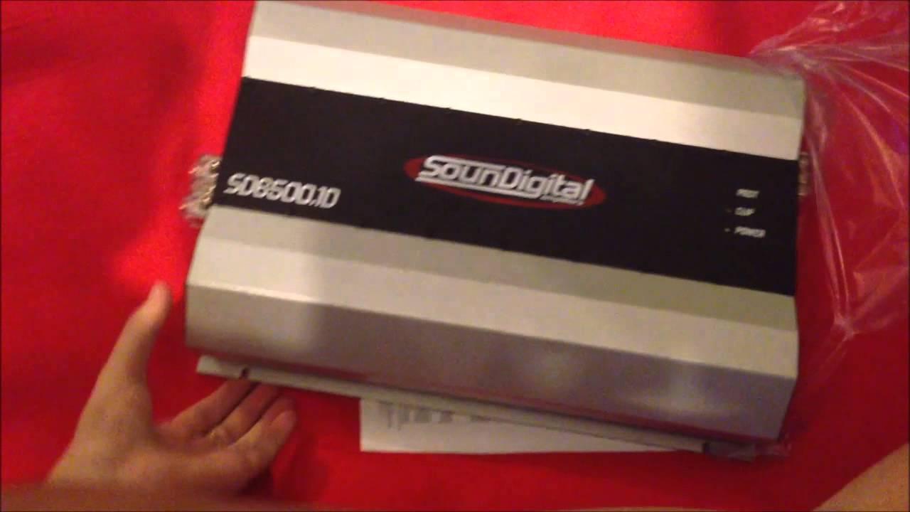SounDigital SD6500 1