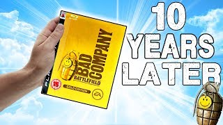 Battlefield Bad Company 10 Years Later... (Back to the Good old Days)