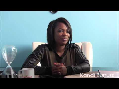 Kandi Burruss Talks Business & What It Takes To Be Successful