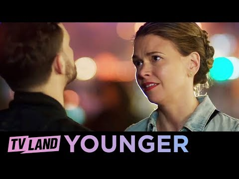 Why'd You Have to Kiss Him?   Younger (Season 4)   TV Land