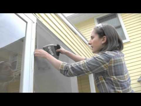 Screened Porch Repair | YHWDIY.com - Handywoman Powered DIY