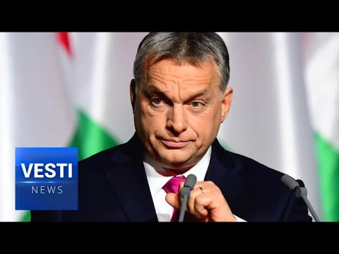 Hungary Punished! EU Bans Orban's Ruling Party For Not Opening Borders to Third World!