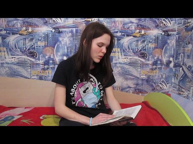 Изображение предпросмотра прочтения – ВалерияНайман читает произведение «Крохотки: Утенок» А.И.Солженицына