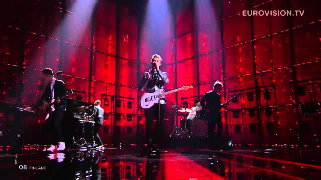 Eurovision Live: Something Better (Finland) 2014 LIVE