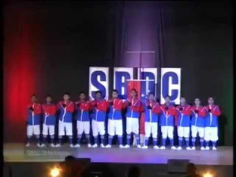 SBDC Samoa 1st place 2014
