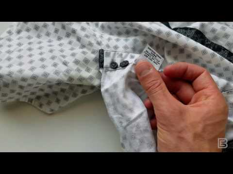 Daily BE   Episode 111: How to wash a dress shirt