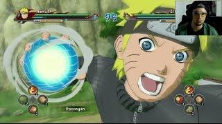 Naruto Shippuden: Ultimate Ninja Storm Revolution - PC Gameplay