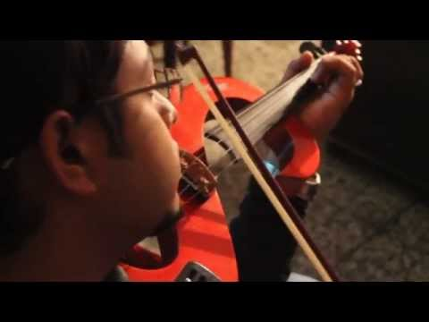 Muskurane ki wajah tum ho (City lights) - Violin Cover