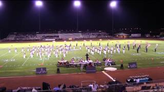 "HEARTBEAT | 2013 Roosevelt HS ""Roughriders"" Marching Band & Color Guard - Kapolei MB Fest"