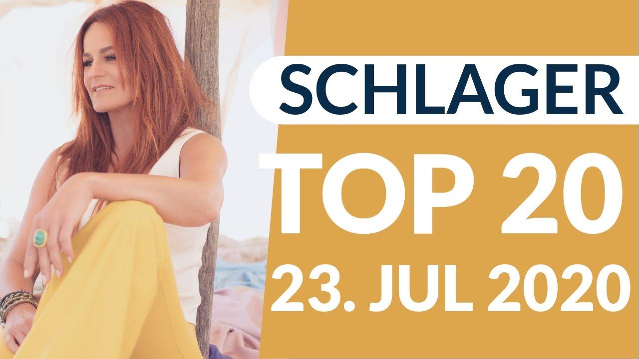 SCHLAGER CHARTS 2020 - Die TOP 20 vom 23. Juli