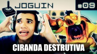 CIRANDA DESTRUTIVA | Rampage Through Time - Joguin S02E04