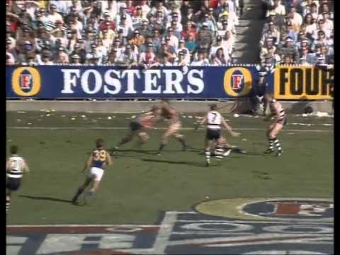 1992 AFL Grand Final West Coast vs Geelong