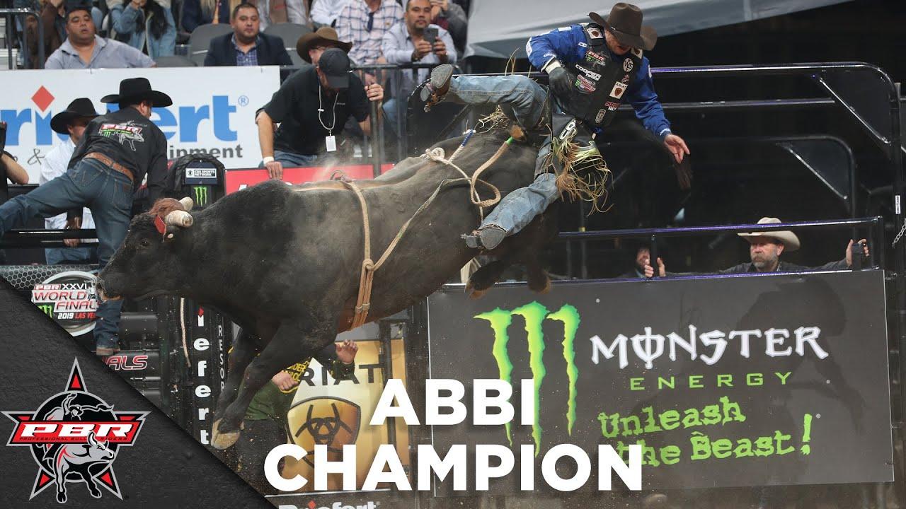 Download ABBI World Champion Bucking Bull: Chiseled | 2019