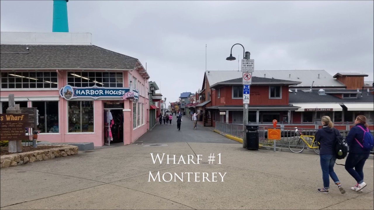 Monterey casual encounters